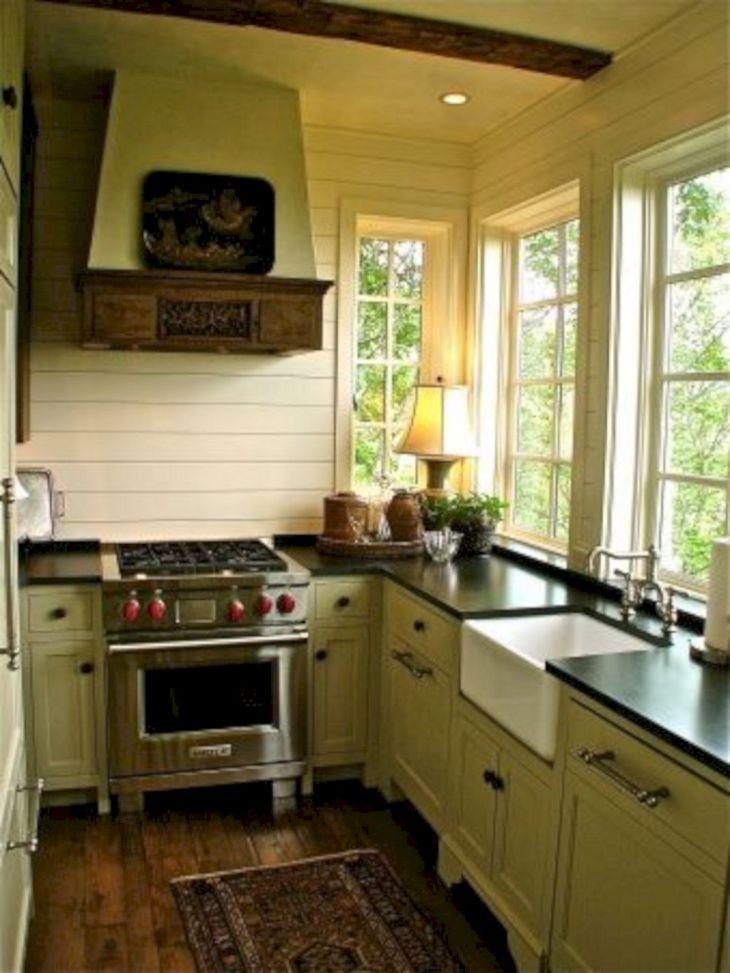 Small Cottage Kitchens Design 17