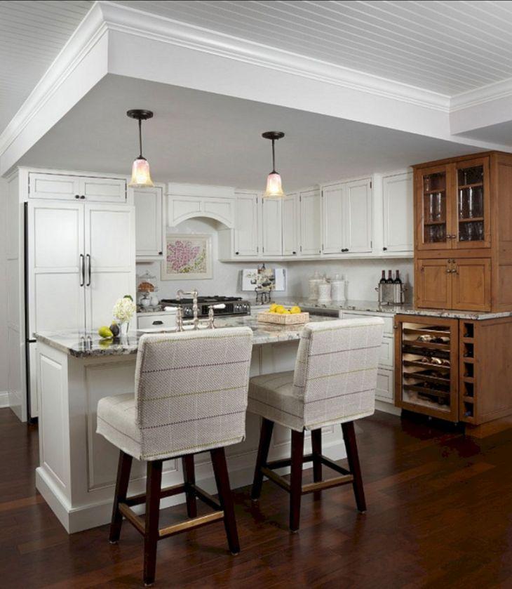 Small Cottage Kitchens Design 4