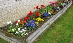 Small Perennial Garden Designs 12