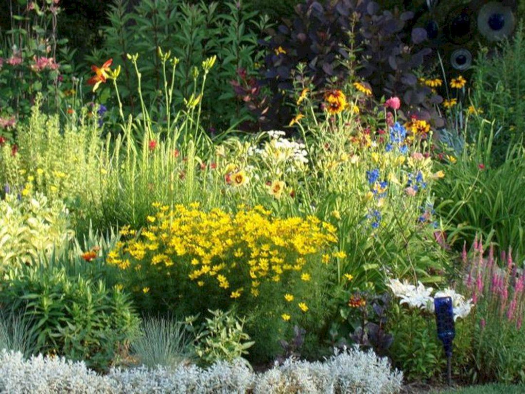 Small Perennial Garden Designs 15