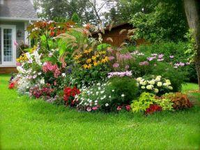 Small Perennial Garden Designs 17