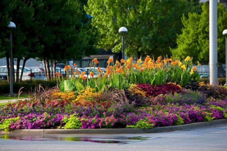 Small Perennial Garden Designs 19