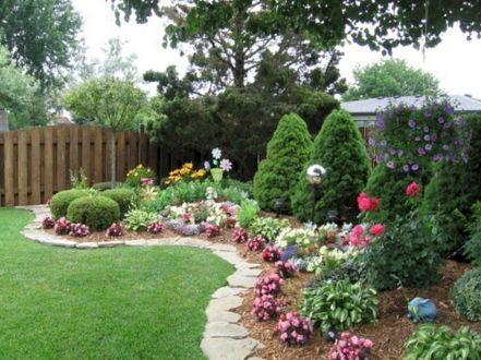 Small Perennial Garden Designs 8