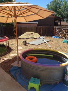 Stock Tank Swimming Pool Design 16