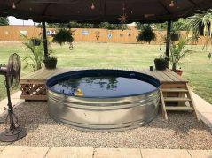 Stock Tank Swimming Pool Design 18
