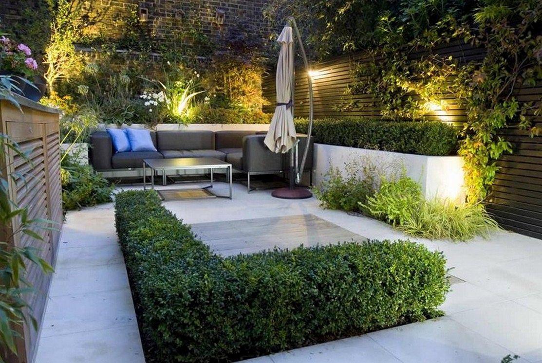 Urban Backyard Design Ideas 18