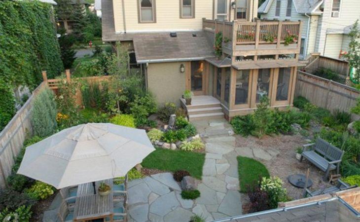 Urban Backyard Design Ideas 19