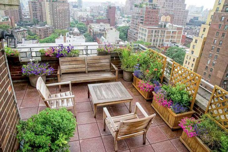 Urban Backyard Design Ideas 4