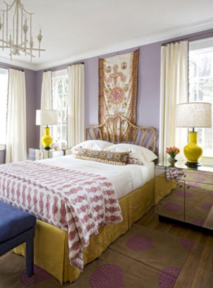 Boho Glam Bedroom 12