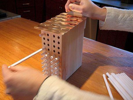 DIY Mason Bee House Design 10