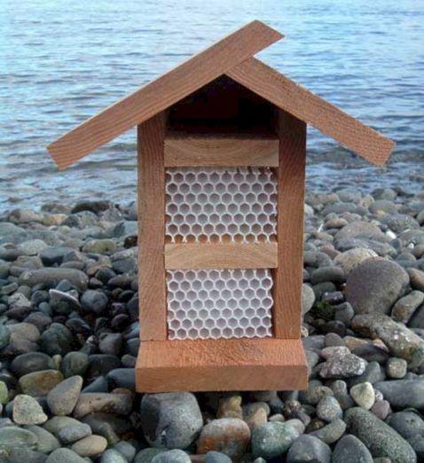 DIY Mason Bee House Design 14