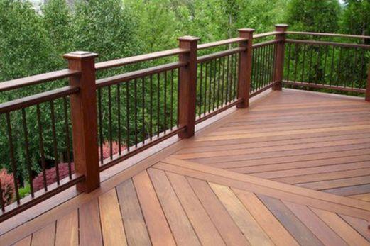 Deck Railing Ideas 14