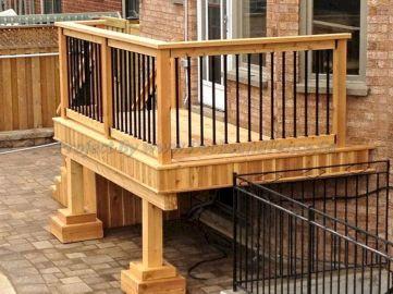 Deck Railing Ideas 20