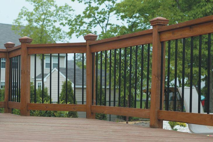 Deck Railing Ideas 5