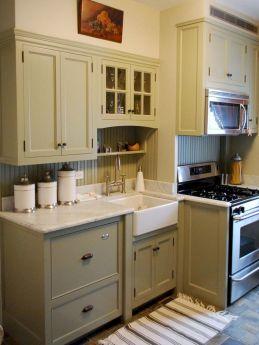 Farmhouse Kitchen Cabinet 9