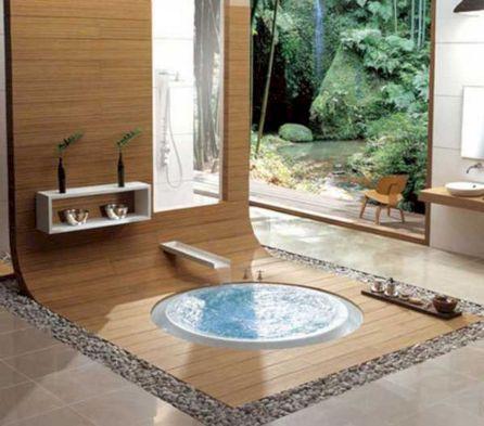 Japanese Bathtub Design 10