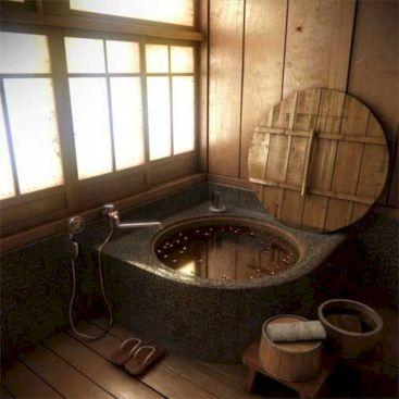 Japanese Bathtub Design 2