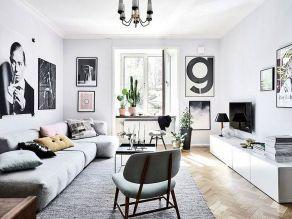 Minimalist Apartment Decor 11