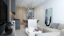Minimalist Apartment Decor 21