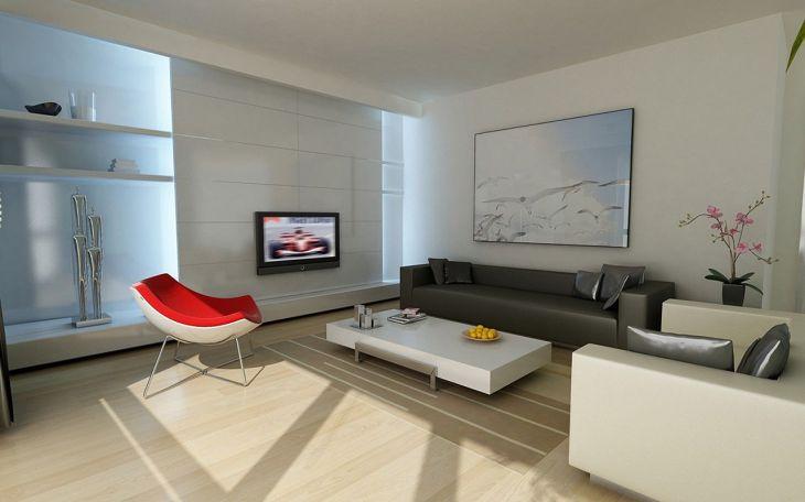 Minimalist Apartment Decor 23