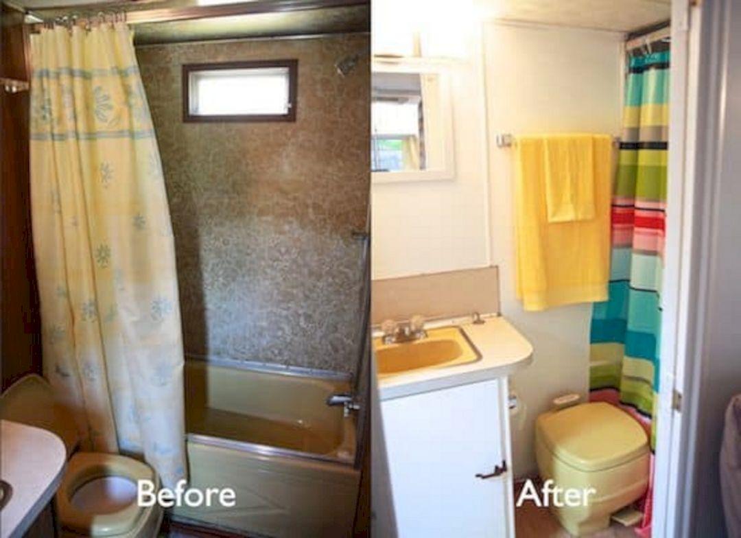 RV Bathroom Remodel Ideas 10