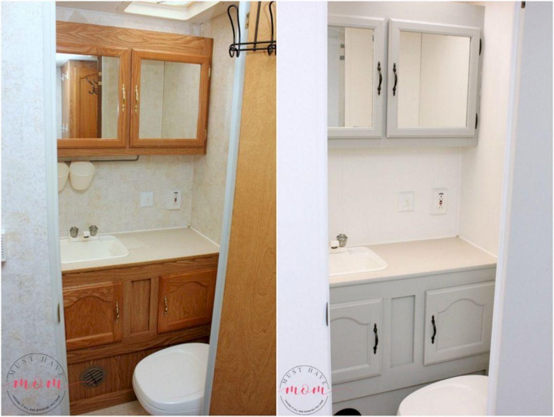 RV Bathroom Remodel Ideas 7