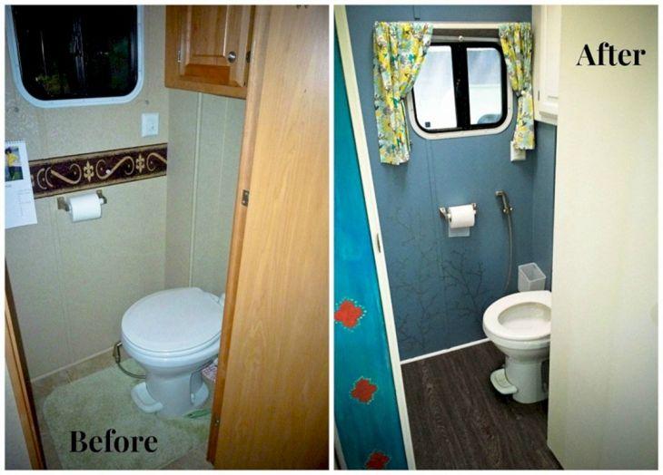 RV Bathroom Remodel Ideas 9
