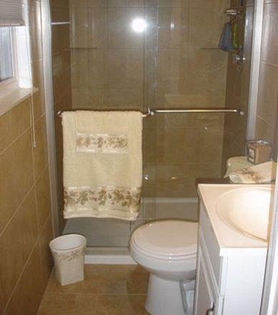 Small Bathroom Remodel Ideas 19