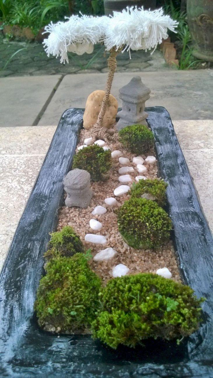 10 Incredible Small Zen Garden For Small Backyard Ideas