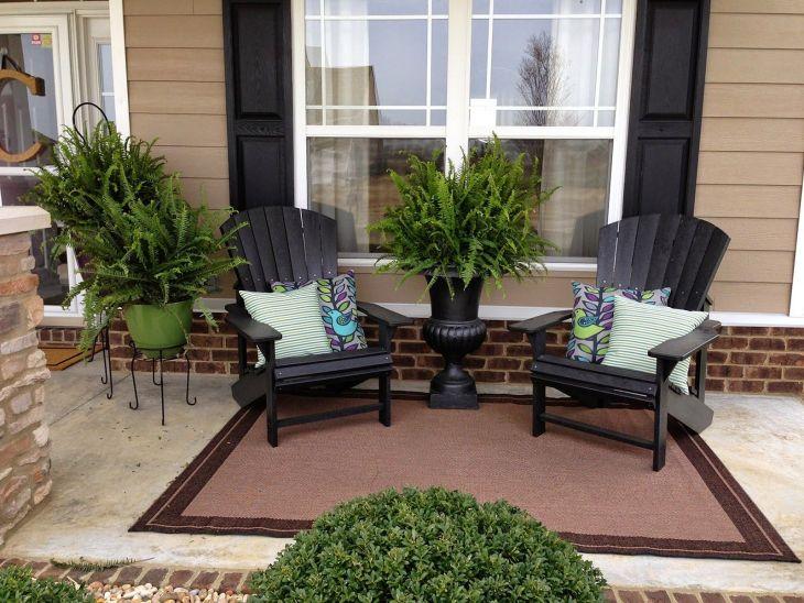 Summer Front Porch Decoration 4