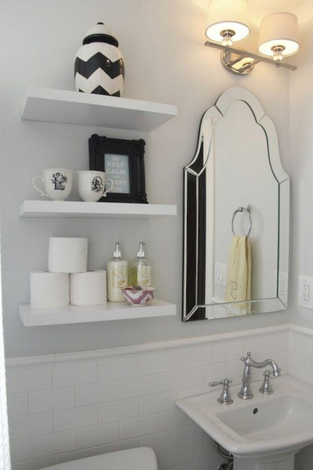 Bathroom Wall Shelves Ideas 12