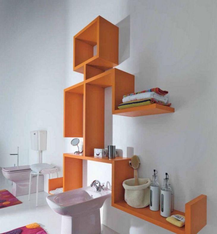 Bathroom Wall Shelves Ideas 21