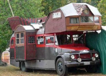Easy Bus Remodel Ideas 9