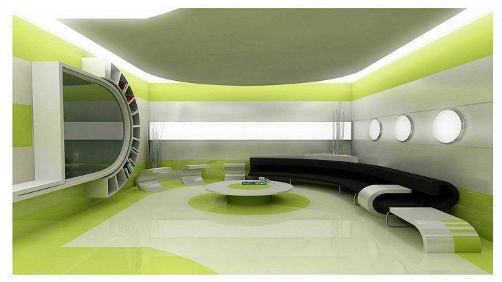 Future Interior House Design 13
