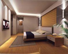 Master Bed Size Design 17