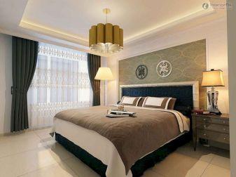 Master Bed Size Design 18