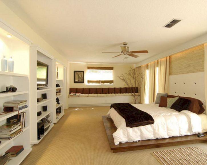 Master Bed Size Design 19