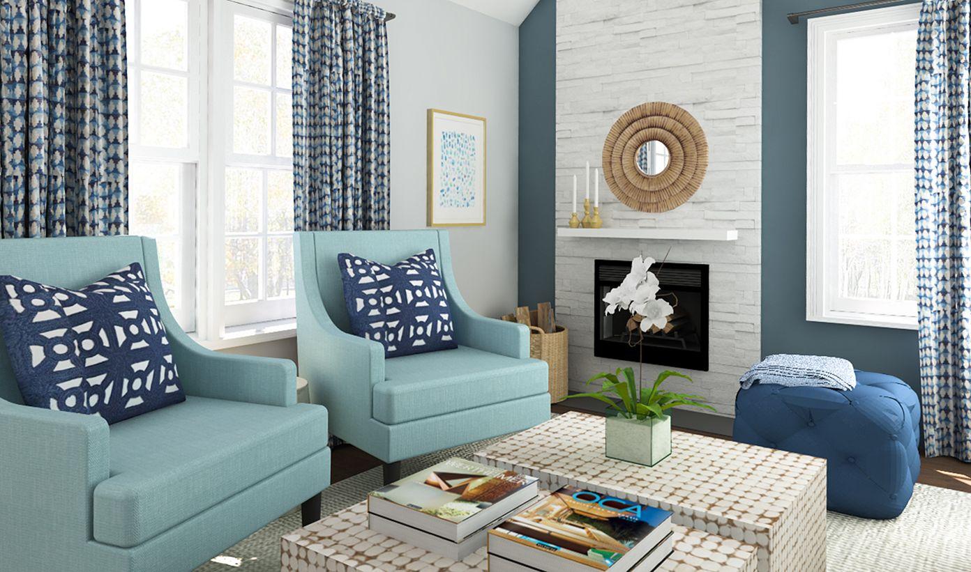 Living Room Beach Decor 28