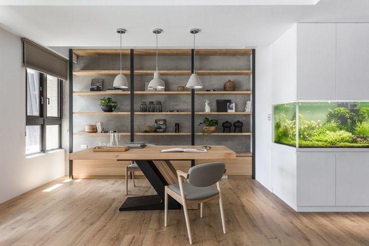 Modern Home Office Ideas 20