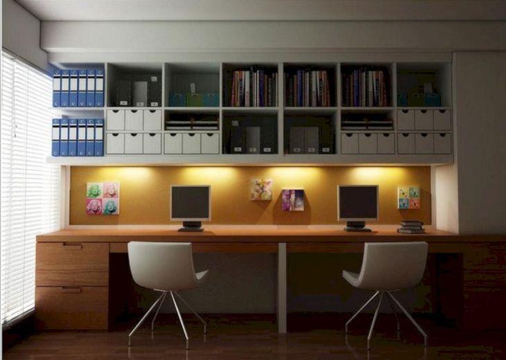 Modern Home Office Ideas 21