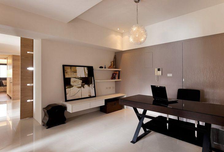 Modern Home Office Ideas 26