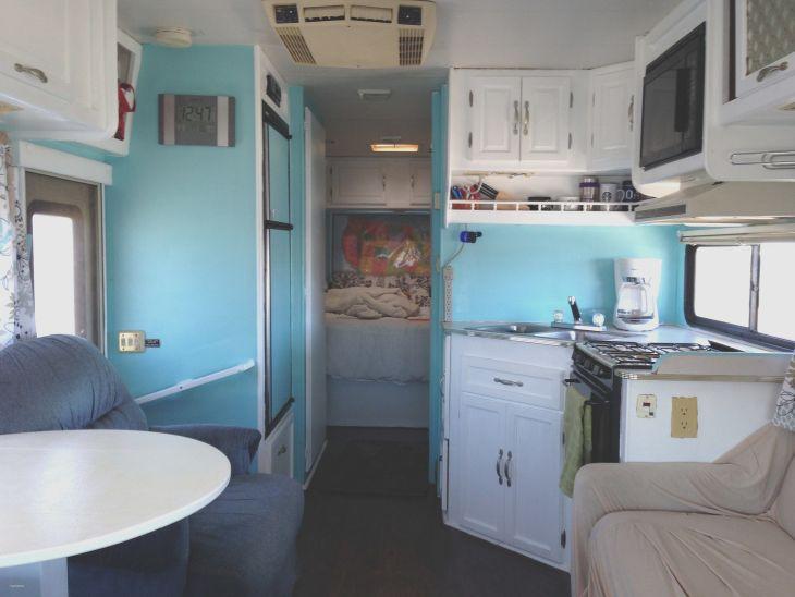 RV Living Renovation Camper Ideas