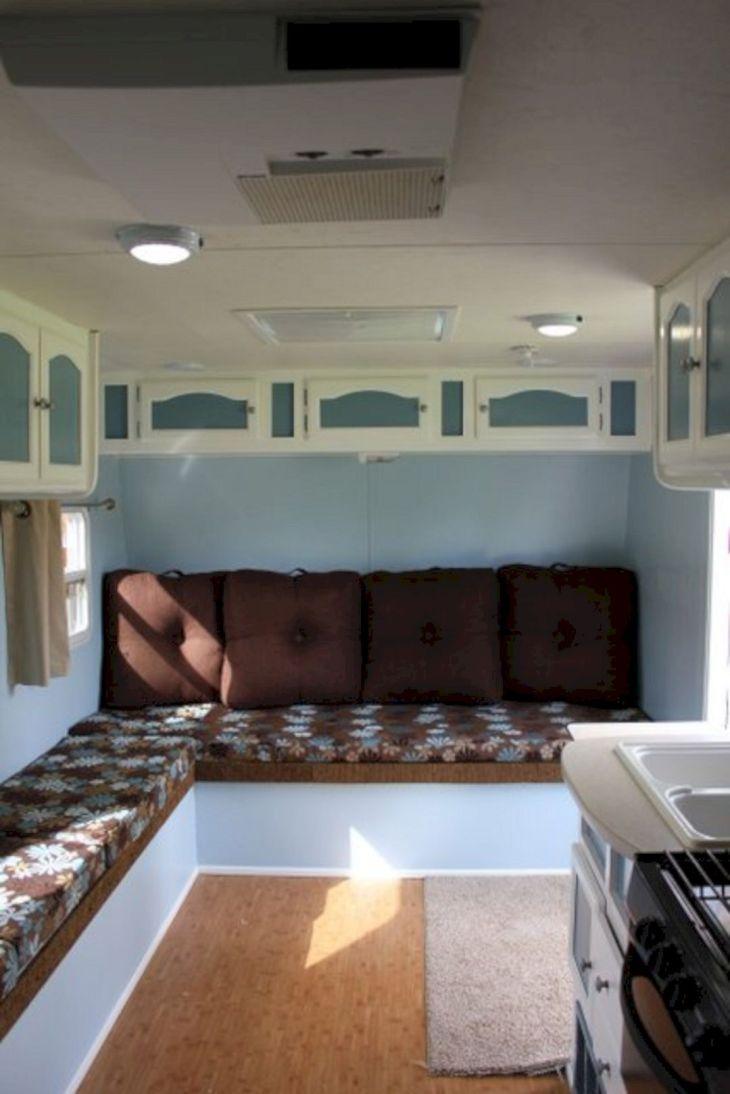 Best RV Living Renovation Camper Design