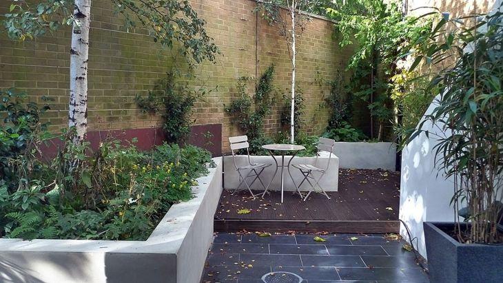 White Garden Design 12