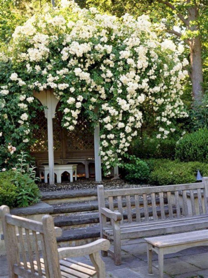 White Garden Design 5