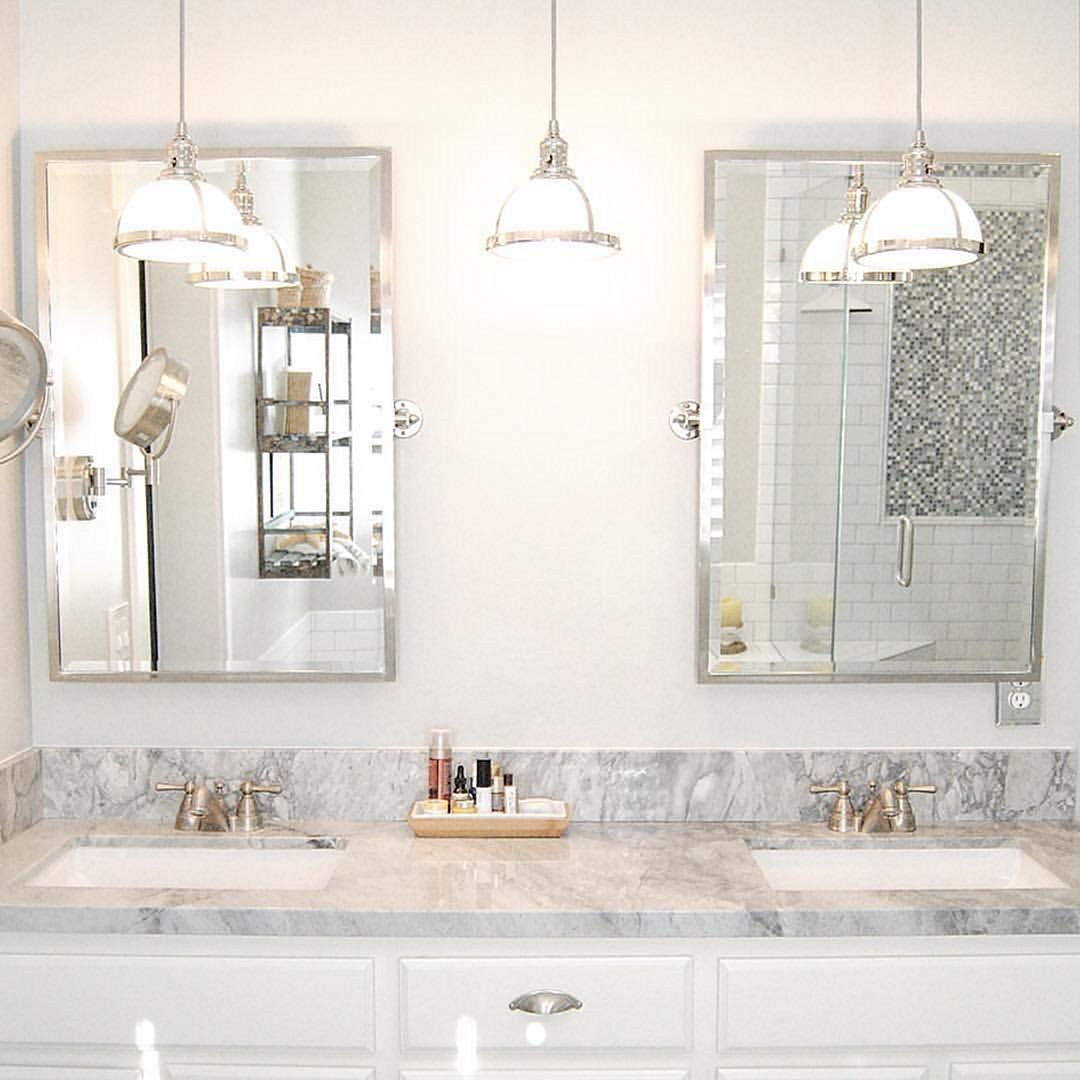 Bathroom Lighting Design Ideas 25 – DECOREDO