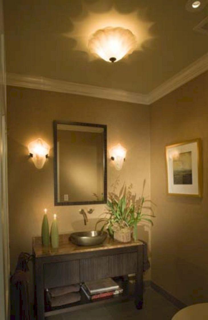 Bathroom Lighting Design Ideas 27
