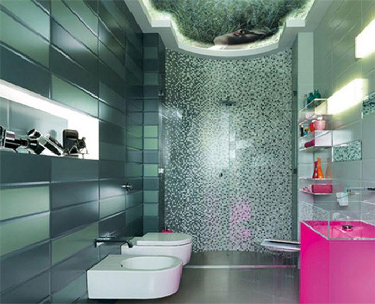 Bathroom Wall Design Ideas 13