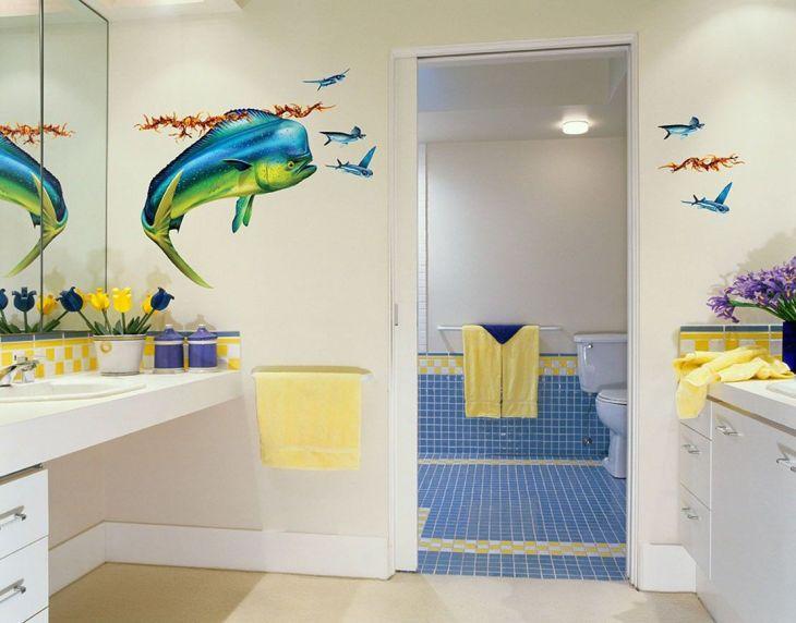 Bathroom Wall Design Ideas 2