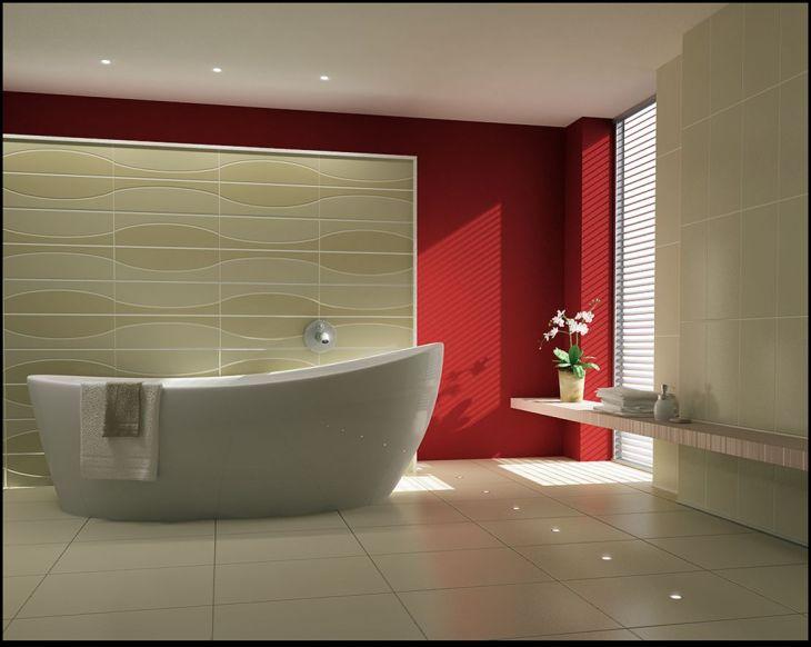 Bathroom Wall Design Ideas 27